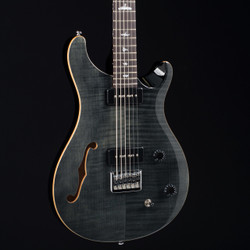 PRS SE 277 Semi-Hollow Soapbar Gray Black 9278
