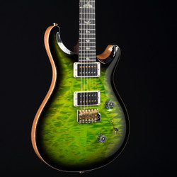 PRS Custom 24 Rosewood Neck Wood Library 10 Top Eriza Verde Smokeburst 4668