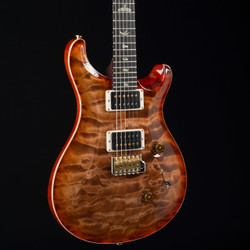 PRS Custom 24 Rosewood Neck Wood Library 10 Top Autumn Sky 5291