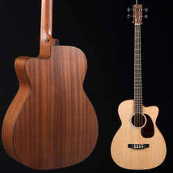 Martin BCPA4 Acoustic Bass W/OHSC Natural 3127 USED