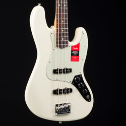 Fender American Professional Jazz Bass Olympic White 9885