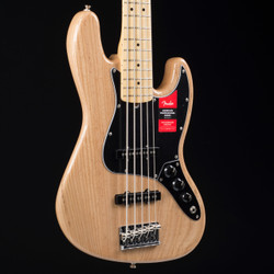Fender American Professional Jazz Bass V Natural 7297