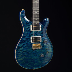 PRS Custom 24 Artist Rosewood Neck Wood Library River Blue 6000