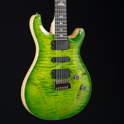 PRS 509 Korina Back Wood Library 10 Top Eriza Verde 5386