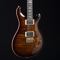 PRS Custom 22 Piezo 10 Top Wood Library Black Gold Burst 5400