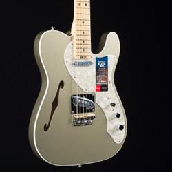 Fender American Elite Telelcaster Thinline Champagne 6664