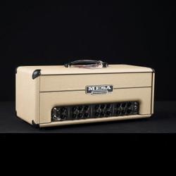 Mesa/Boogie TC-50 Triple Crown Head Custom British Tan Bronco 1548