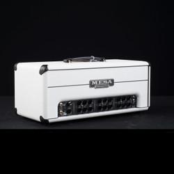 Mesa/Boogie TC-50 Triple Crown Head Custom Hot White Bronco 1546
