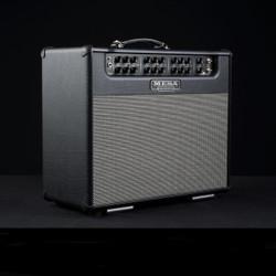 Mesa/Boogie TC-50 Triple Crown Combo Custom Black Gray Black Grill 1473
