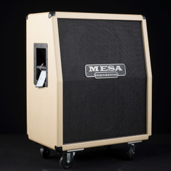 Mesa/Boogie 2x12 Rectifier Vertical Custom British Tan Bronco Black Jute Grille 7928