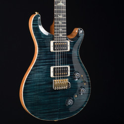 PRS Custom 22 Piezo 10 Top Wood Library Slate Blue 5363