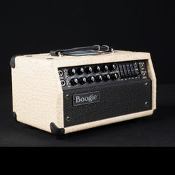Mesa/Boogie Mark V 25 Head Custom Bone Croco Black Jute Grille 5905