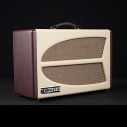 Carr Lincoln 1x12 Combo Custom 2-Tone Wine Cream Wine 0173