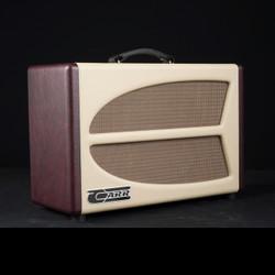 Carr Lincoln 1x12 Combo Custom 2-Tone Wine Cream Wine 0173