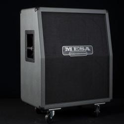 Mesa/Boogie 2x12 Rectifier Vertical Custom British Slate Bronco Black Jute Grille 7924