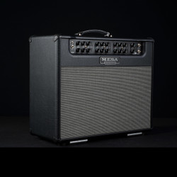 Mesa/Boogie TC-50 Triple Crown Combo Custom Gray Black Grille 1477