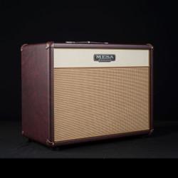 Mesa/Boogie Lonestar 1x12 23 Cabinet Custom Wine Taurus Cream Bronco Tab Jute 7984