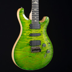 PRS 509 Korina Back Wood Library 10 Top Eriza Verde 5612