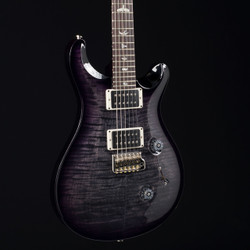 PRS Custom 24 Charcoal Purple Burst 6005