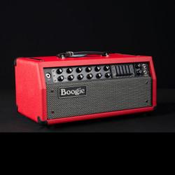 Mesa/Boogie Mark V 35 Head Custom Red Bronco Gray Black Jute 3314