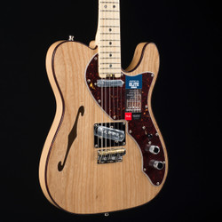 Fender American Elite Telecaster Thinline Natural 0574