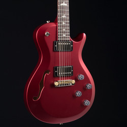PRS S2 Singlecut Semi-Hollow Red Metallic 7218