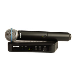 Shure BLX24/B58-H10 Wireless Handheld Vocal System