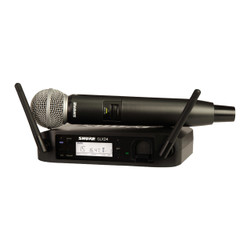 Shure GLXD24/B58-Z2 Wireless Handheld Vocal System