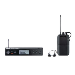 Shure P3TR112GR-G20 Stereo Personal Monitor System
