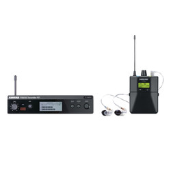 Shure P3TRA215CL-H20 Pro Stereo Monitor System