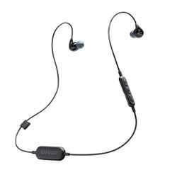 Shure SE112 Wireless Bluetooth Earphones Black