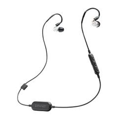 Shure SE215 Wireless Bluetooth Earphones Clear