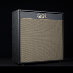 PRS J-MOD 410 Cabinet Open Back Black Stealth 0117