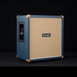 Mesa/Boogie 1x12 Mini Rectifier Straight Cabinet Custom Blue Bronco 3276