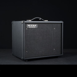 Mesa/Boogie 1x12 Thiele Front Ported Cabinet Black Vinyl Black Grille 8797