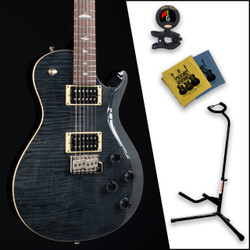 PRS SE Mark Tremonti Gray Black W/ Bundle & Gig Bag 0579