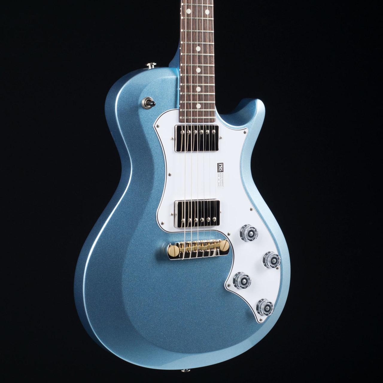 PRS S2 Singlecut Standard Frost Blue Metallic 8583