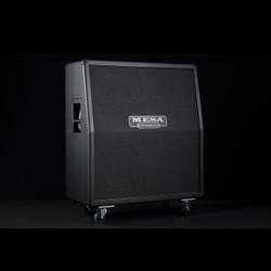 Mesa/Boogie 4x12 Rectifier Oversized Slant Cabinet Standard Black 6428