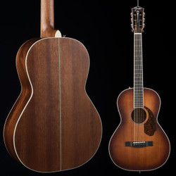 Fender PM-2E LTD All Mahogany Antique Cognac Burst 1147