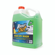 Camco Blast Out Boat/RV Liquid Wash, Green, 1 Gallon