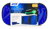 Camco Collapsible Wash Bucket, Rectangular