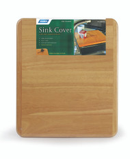 "Camco Sink Cover, Oak 13"" x 15"""