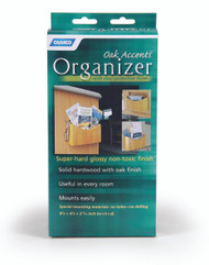 "Camco Oak Accents Organizer 8-3/8"" x 4-5/8"" x 2-13/16"""