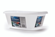 Camco Mini Dish Pan, Natural - 9 Qt