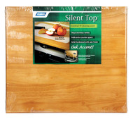 "Camco Oak Accents Universal Silent Stove Top - 19-1/2"" x 17"" x 3/4"""