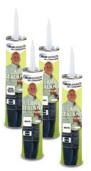Dicor EPDM Rubber Roof Sealant - White 4-Pack