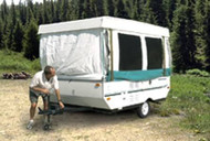 Carefree Pop-Up/Folding Camper 12Volt Lift