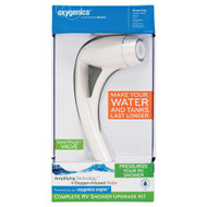 26781 Oxygenics Shower Head White