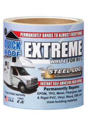 UBE406 Extreme Roof Repair White Quick Roof