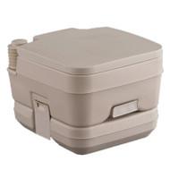 2201 Heng's Portable Toilet Tan 2.5 Gallon
